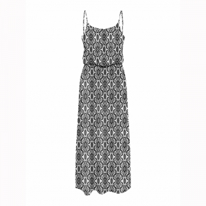 NOVA LUX STRAP MAXI DRESS  logo